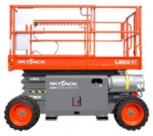 SkyJack rental new york