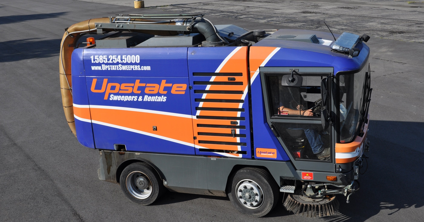 Upstate New York Sweepers and Rentals